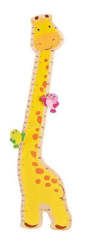 Educational Giraffe Growth Chart Australian Toy Sales