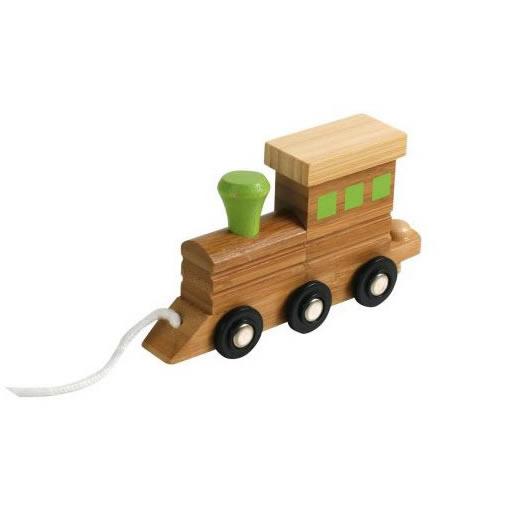 Bamboo Name Train