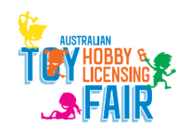 2018 Australian Toy Hobby & Licensing Fair