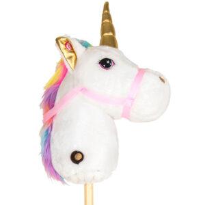 JR006W Hopping Unicorn with Wheels